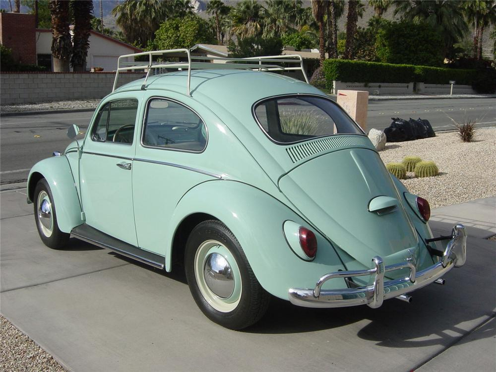 Gray Vw Beetle >> 1964 VOLKSWAGEN BEETLE 2 DOOR HARDTOP - 43427