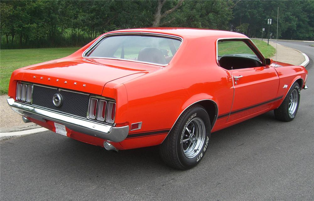 1970 Ford Mustang Coupe 43448