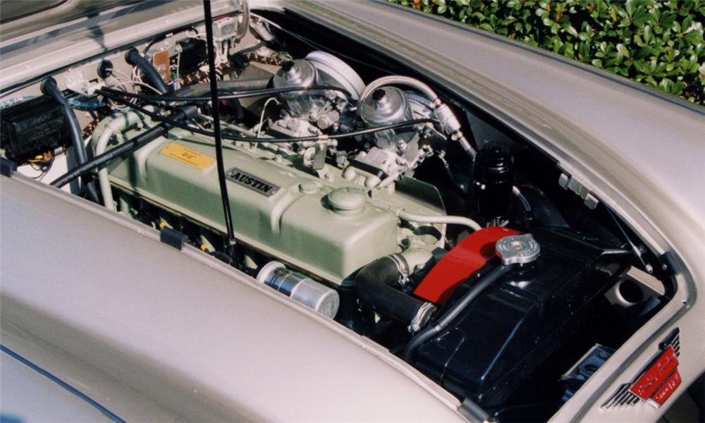 1967 AUSTIN-HEALEY 3000 MARK III BJ8 CONVERTIBLE - Engine - 43481