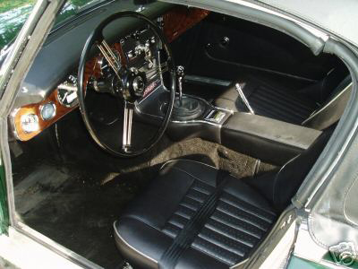 1961 ALFA ROMEO GIULIETTA SPRINT 2 DOOR COUPE - Interior - 43486