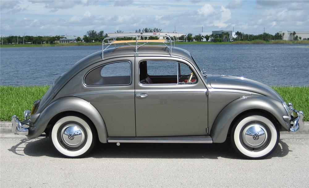 1957 Volkswagen Beetle Type 1 Sedan 43510