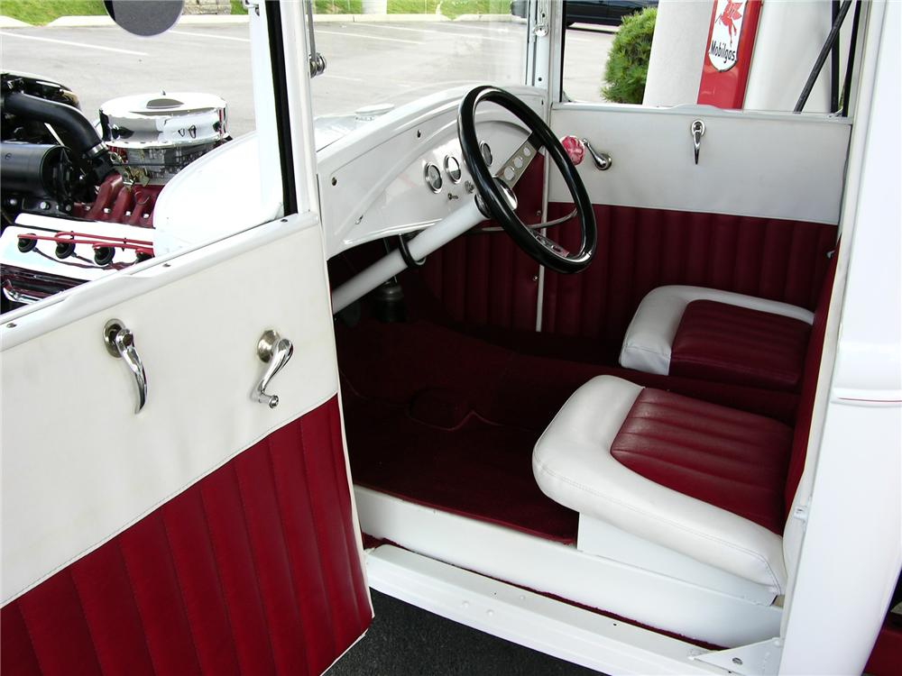 1930 ford model a custom pickup. Black Bedroom Furniture Sets. Home Design Ideas