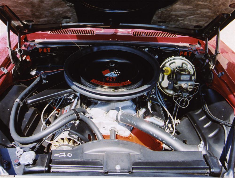 1969 CHEVROLET CAMARO COUPE COPO RE-CREATION - Engine - 43556