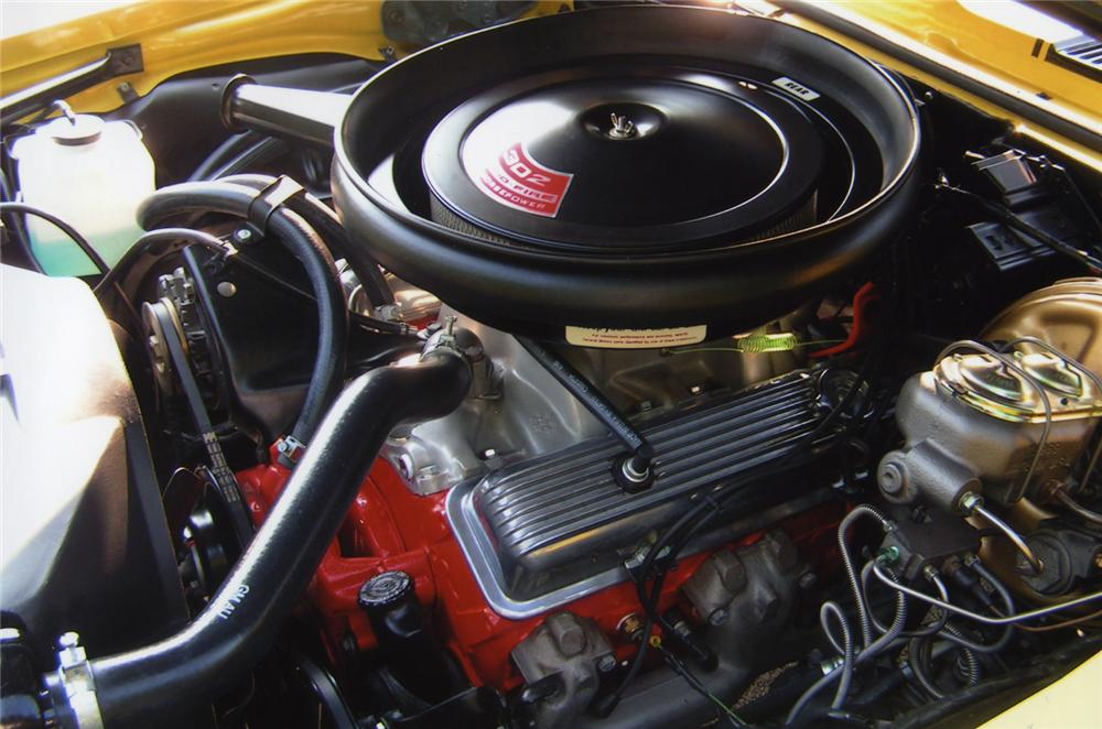 1969 CHEVROLET CAMARO Z/28 RS COUPE - Engine - 43560