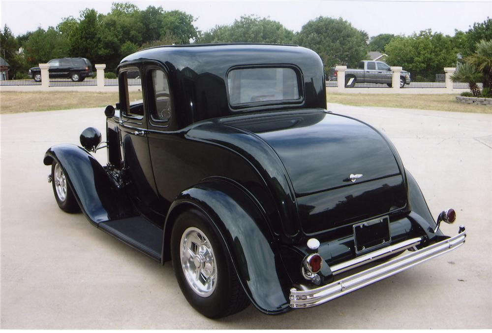1932 ford 5 window custom coupe 43564