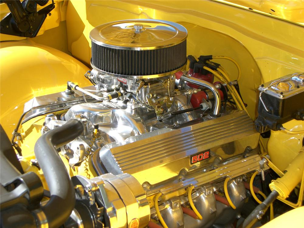 1968 CHEVROLET CUSTOM PICKUP - Engine - 43585
