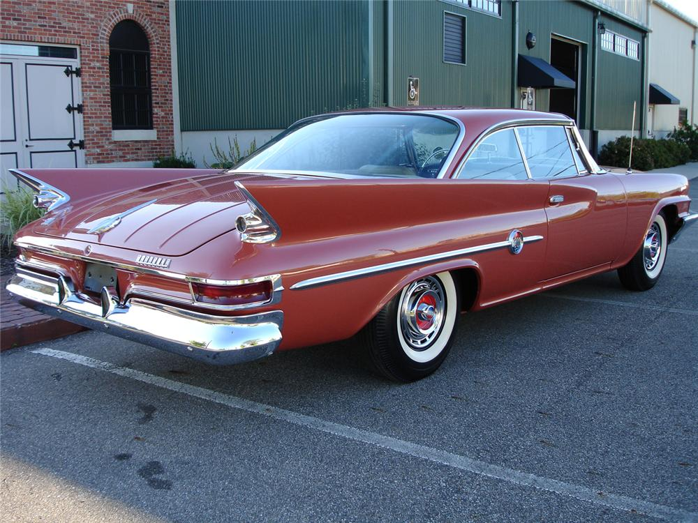 1961 Chrysler 300g 2 Door Hardtop 43592