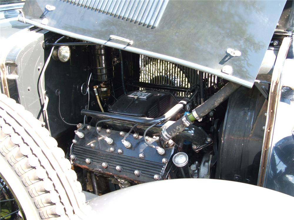 1928 CADILLAC 341 A CONVERTIBLE - Engine - 43615