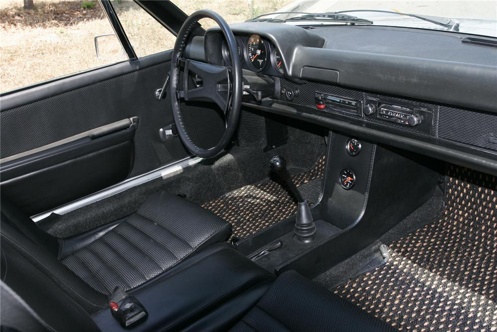 1970 PORSCHE 914-6 TARGA 2 DOOR COUPE - Interior - 43617