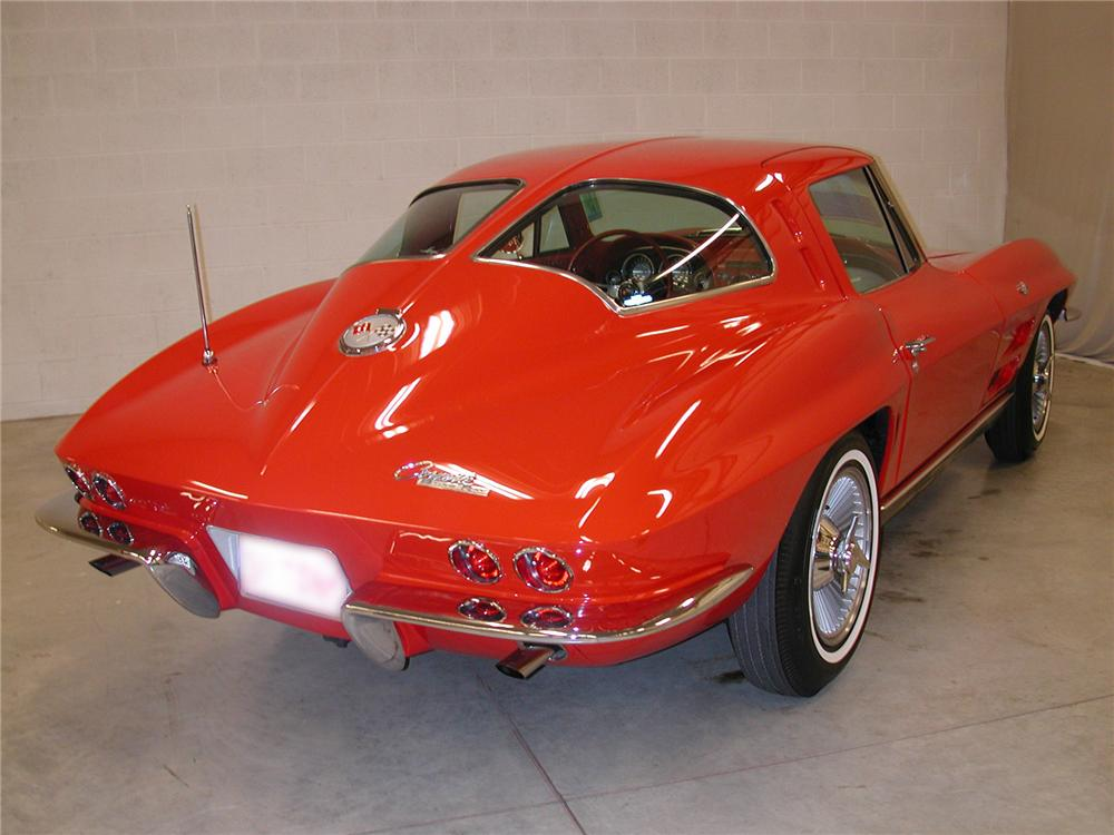 1963 chevrolet corvette 327 250 split window coupe tanker for 1963 split window coupe corvette