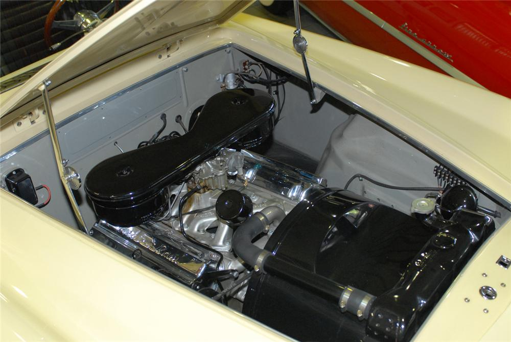 1954 DODGE FIREARROW II CONVERTIBLE CONCEPT CAR - Engine - 43645