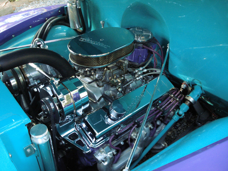 1954 CHEVROLET 5 WINDOW CUSTOM PICKUP - 43649