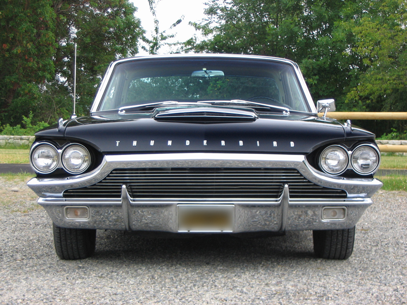 1964 FORD THUNDERBIRD COUPE - Misc 1 - 43656