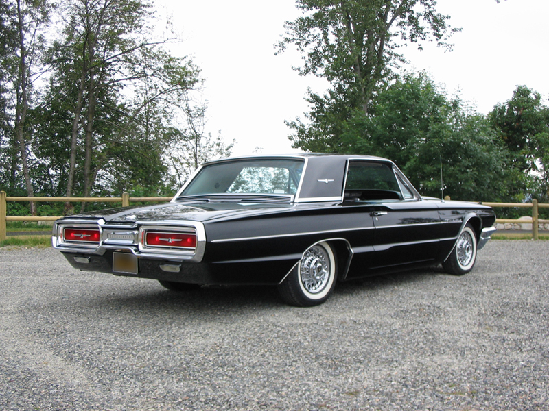 1964 ford thunderbird coupe 43656. Cars Review. Best American Auto & Cars Review