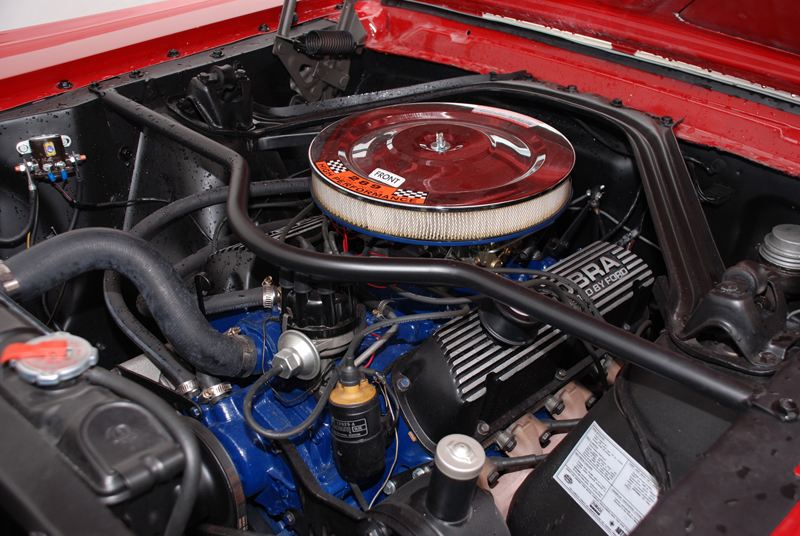 1965 FORD MUSTANG CUSTOM FASTBACK RE-CREATION - Engine - 43659