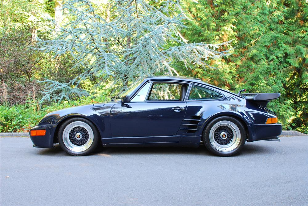 1977 PORSCHE 911 CUSTOM COUPE - Side Profile - 43664