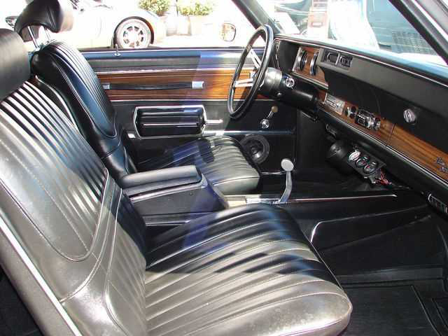 1972 OLDSMOBILE 442 CONVERTIBLE RE-CREATION - Interior - 43671