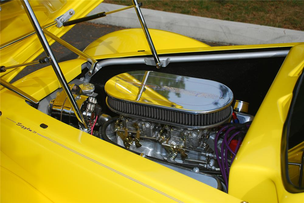 1939 FORD ROADSTER STREET ROD - Engine - 43680