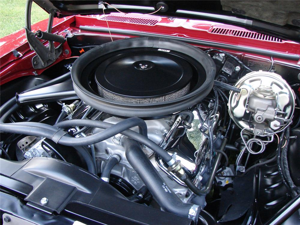 1969 CHEVROLET CAMARO ZL1 COUPE RE-CREATION - Engine - 43692