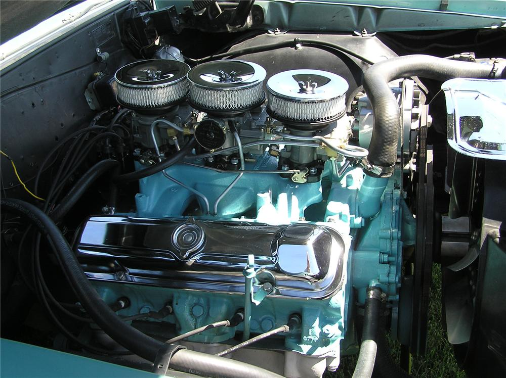 1965 PONTIAC GTO COUPE - Engine - 43696