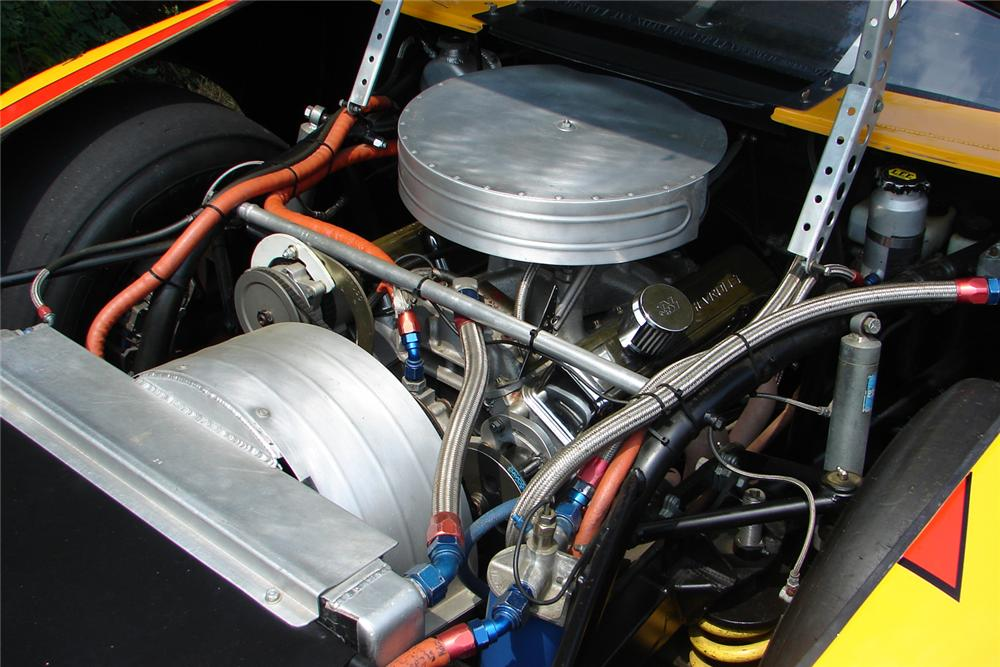 1995 CHEVROLET LUMINA RACE CAR - Engine - 43697