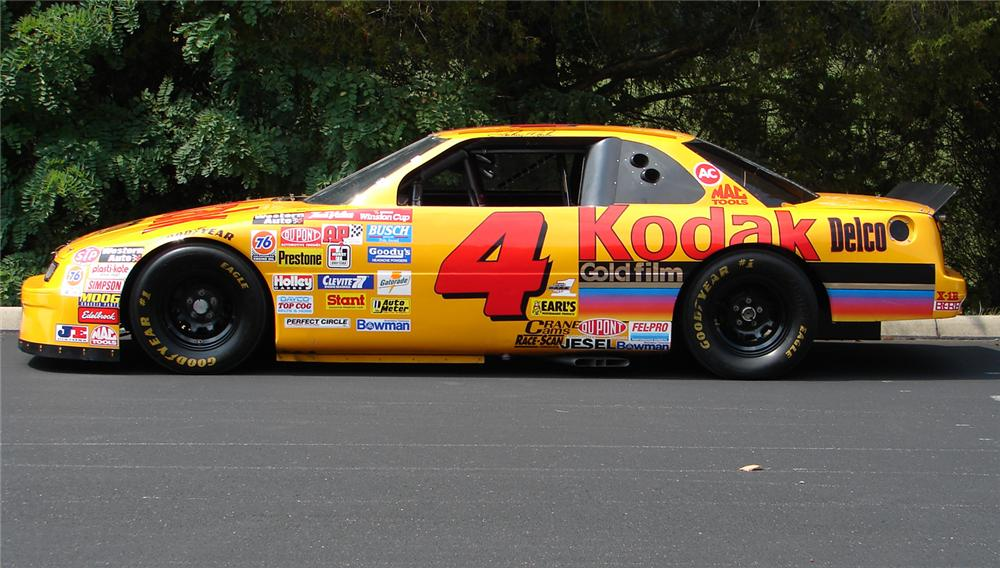 1995 CHEVROLET LUMINA RACE CAR - Side Profile - 43697