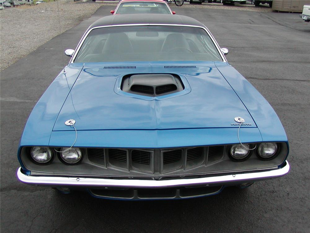 1971 PLYMOUTH CUDA SPORT COUPE - Misc 1 - 43712