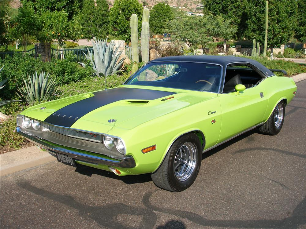 dodge challenger rt hemi  creation hardtop