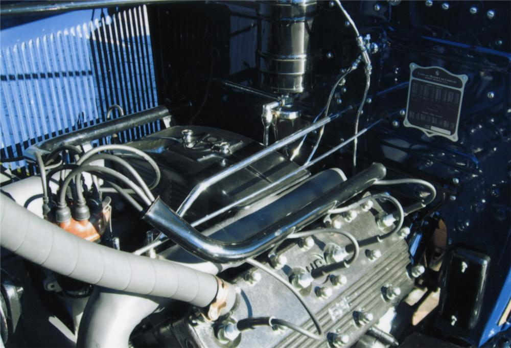 1929 CADILLAC 4 DOOR SEDAN - Engine - 43771