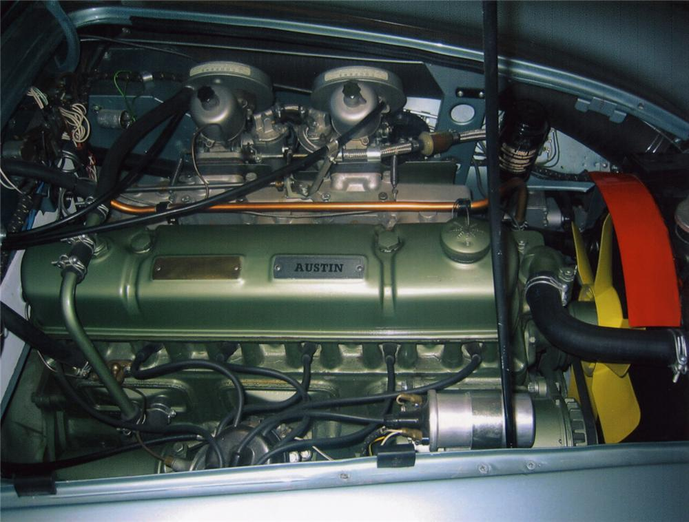 1963 AUSTIN-HEALEY 3000 MARK II CONVERTIBLE - Engine - 43790