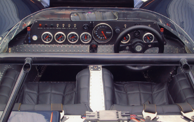 1968 CAN-AM HERITAGE STREET SPORTS CAR RE-CREATION - Interior - 43802
