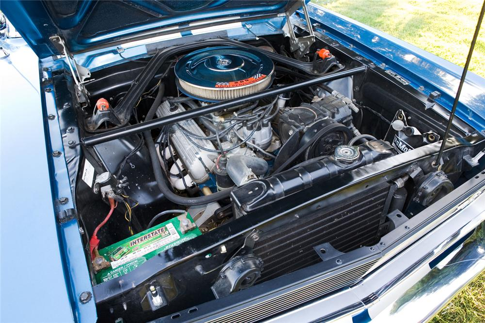 1966 SHELBY GT350 CONVERTIBLE - Engine - 43814