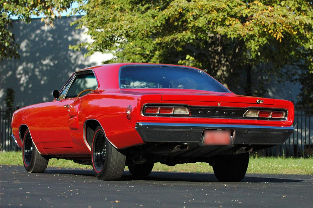 1969 Dodge Super Bee Hardtop 43817