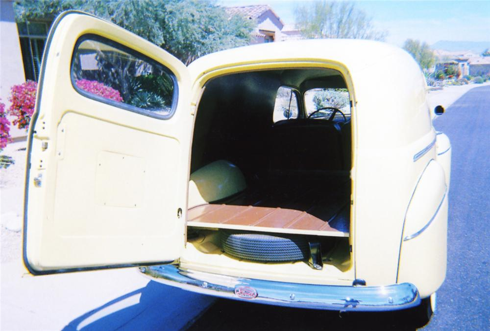 1946 FORD DELUXE DELIVERY WAGON - Misc 1 - 43847