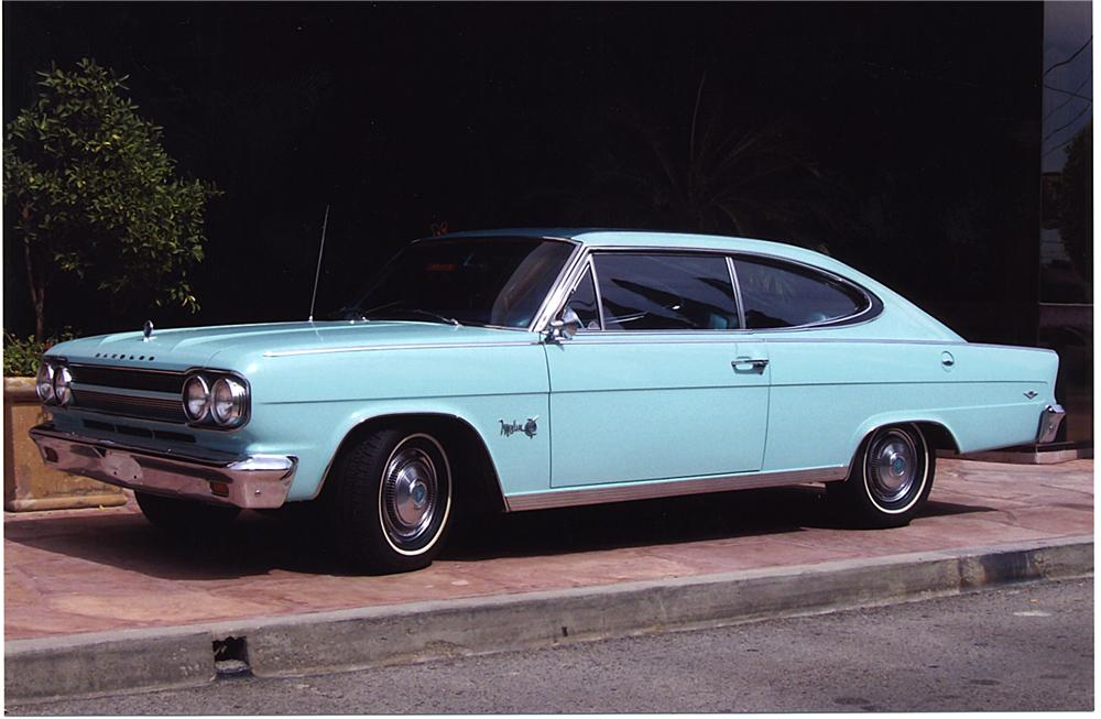 1965 RAMBLER MARLIN COUPE - Front 3/4 - 43883