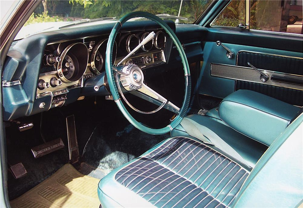 1965 RAMBLER MARLIN COUPE - Interior - 43883