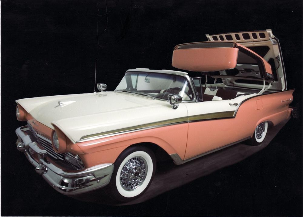1957 FORD RETRACTABLE - Misc 1 - 43913