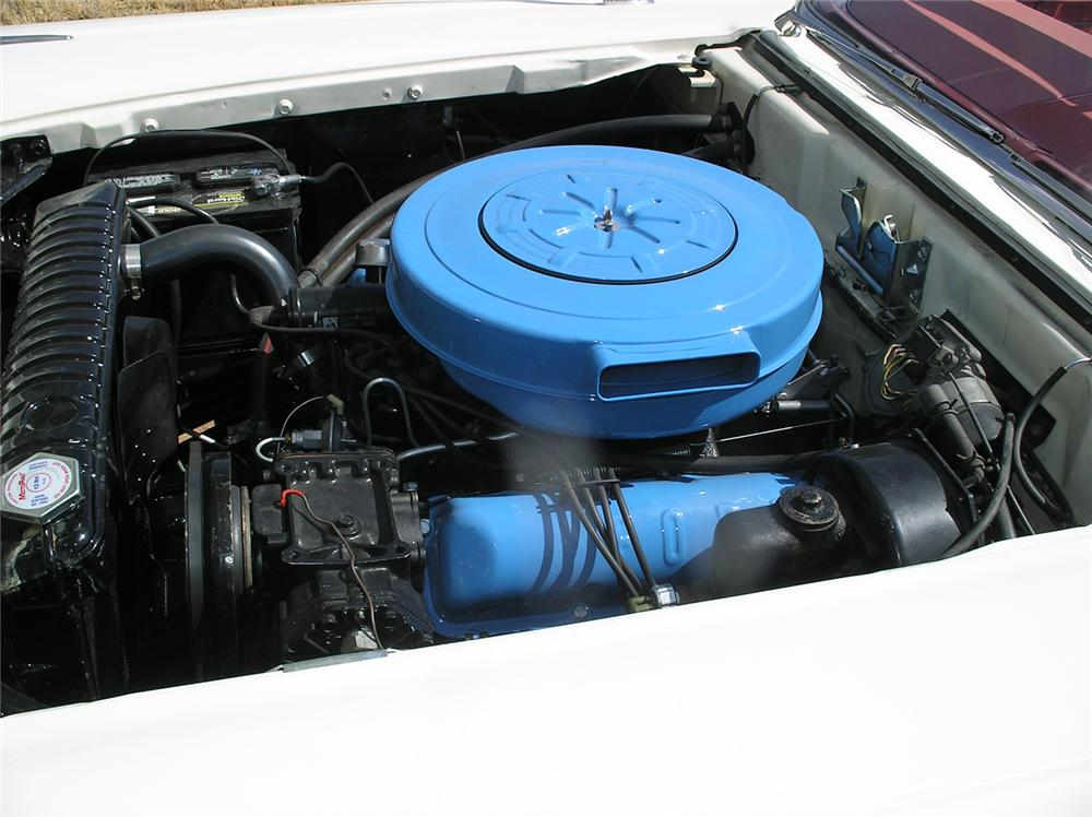 1959 FORD GALAXIE 500 RETRACTABLE - Engine - 43921