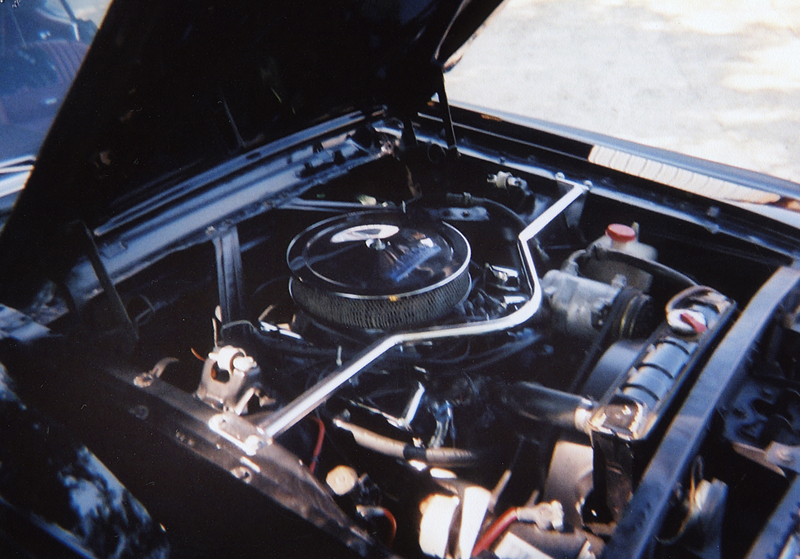 1965 FORD MUSTANG CUSTOM COUPE - Engine - 43942