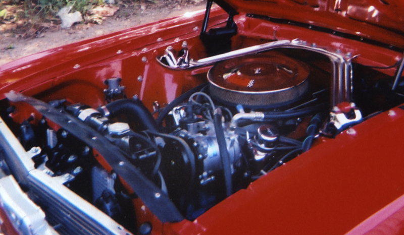 1966 FORD MUSTANG CUSTOM FASTBACK - Engine - 43943