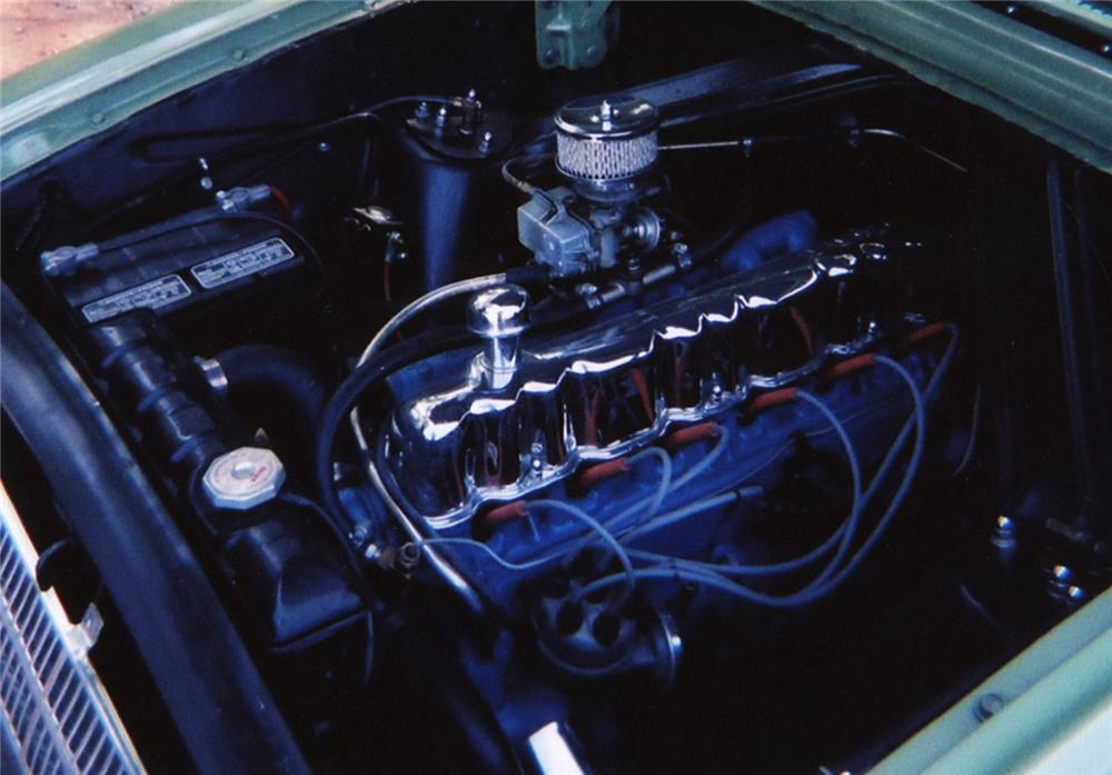 1961 FORD FALCON CUSTOM COUPE - Engine - 43944