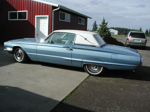 1966 ford thunderbird landau coupe 43963. Cars Review. Best American Auto & Cars Review