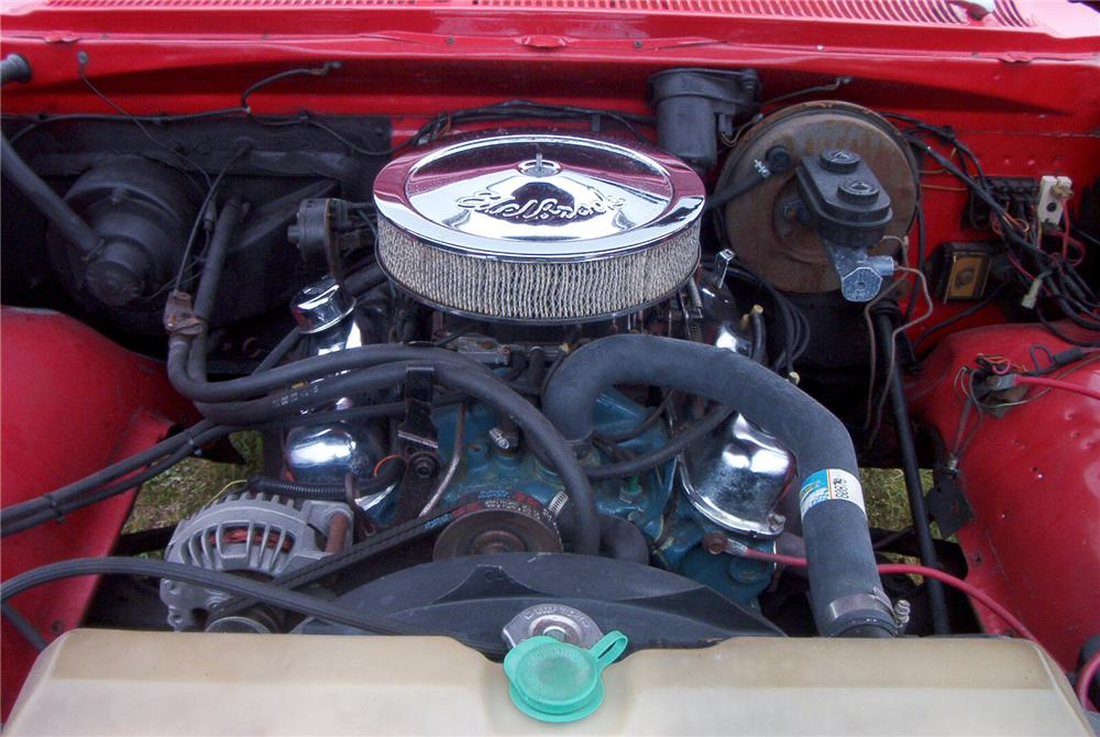 1979 DODGE D-150 ADVENTURER PICKUP - Engine - 43969