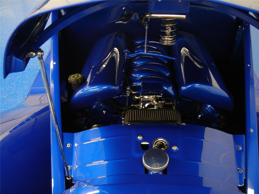 1932 FORD BOYDSTER II ROADSTER - Engine - 44004