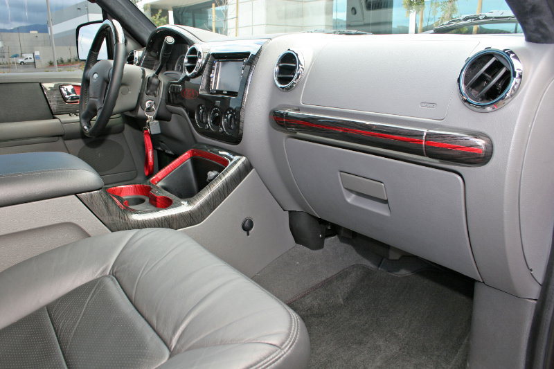 2006 FORD EXPEDITION CONCEPT SUV - Interior - 44021