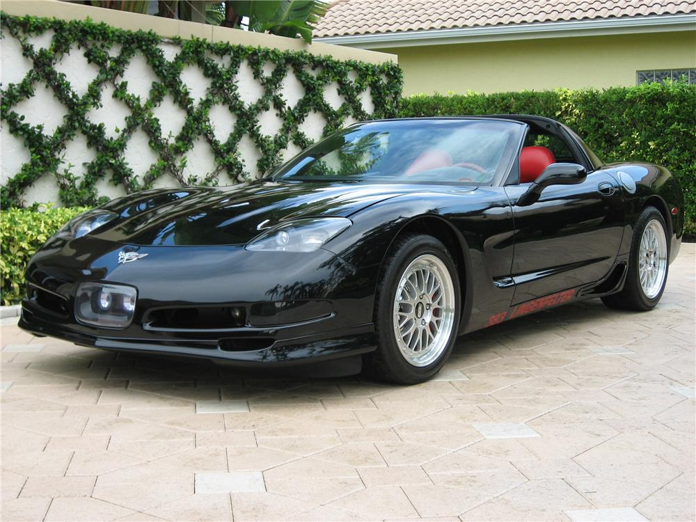 2000 chevrolet corvette 383 lingenfelter coupe 44024. Black Bedroom Furniture Sets. Home Design Ideas