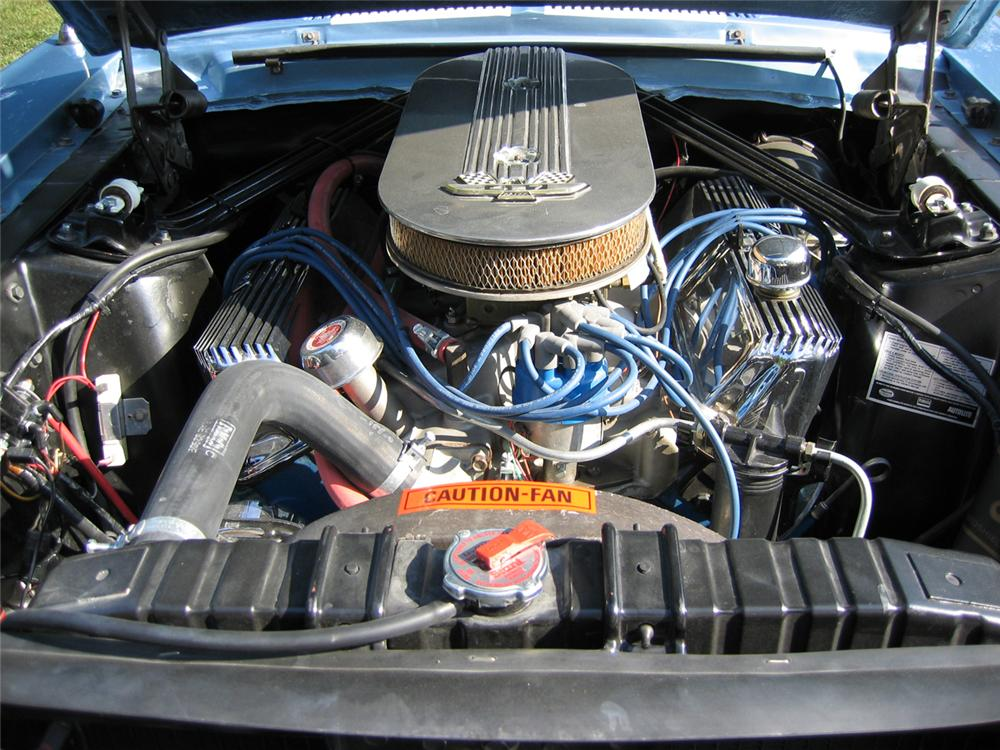 1967 SHELBY GT500 FASTBACK - Engine - 44077