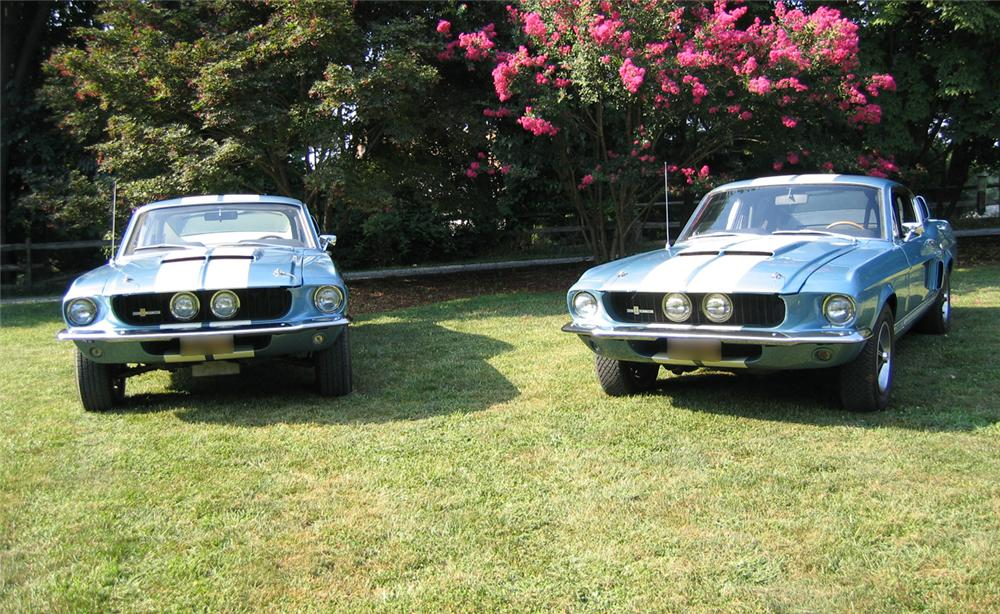 1967 SHELBY GT500 FASTBACK - Misc 1 - 44077