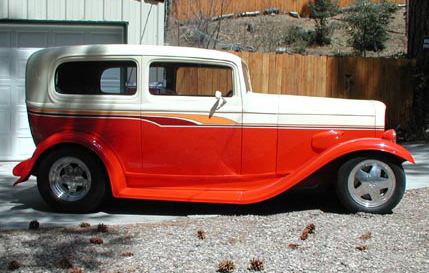 1932 FORD CUSTOM 2 DOOR SEDAN - Misc 2 - 44098