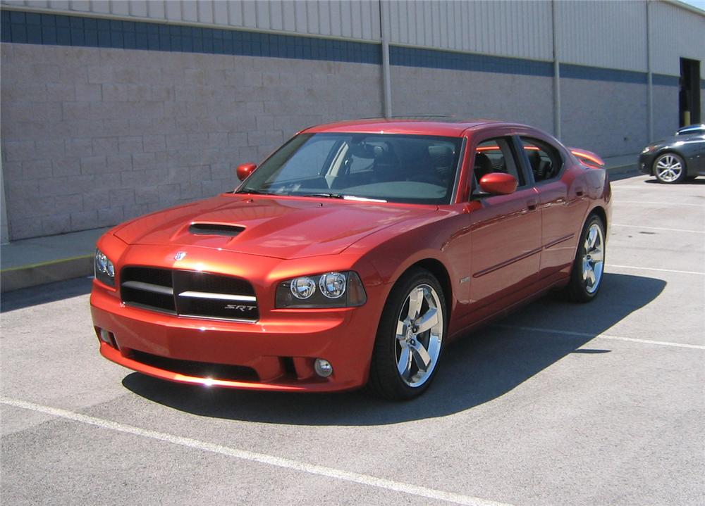 2006 dodge charger srt8 4 door hardtop 44113. Black Bedroom Furniture Sets. Home Design Ideas